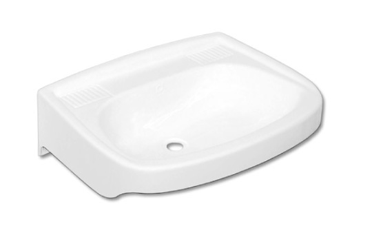 WALL-MOUNTED WASHBASIN DP21