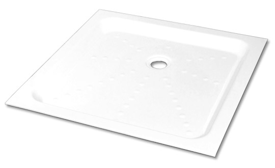FLOOR-LEVEL SHOWER TRAY 70X70 DP23