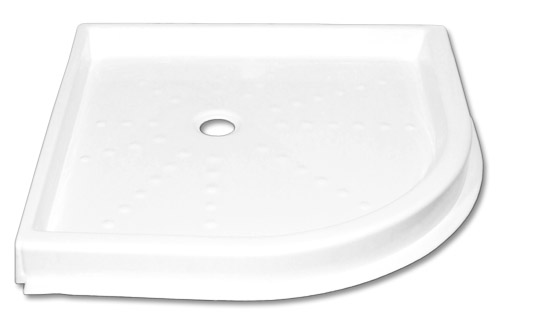 CORNER SHOWER TRAY DP27