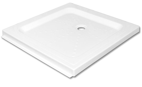 RAISED SHOWER TRAY H50 DP24