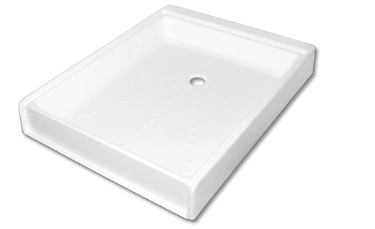 RAISED SHOWER TRAY 79X100 DP25
