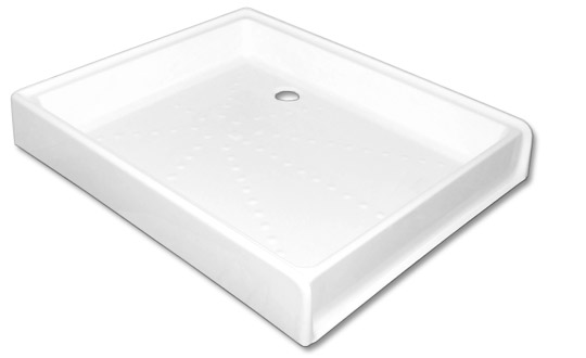 RAISED SHOWER TRAY DP25