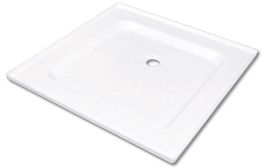 LET-IN SHOWER TRAY DP23